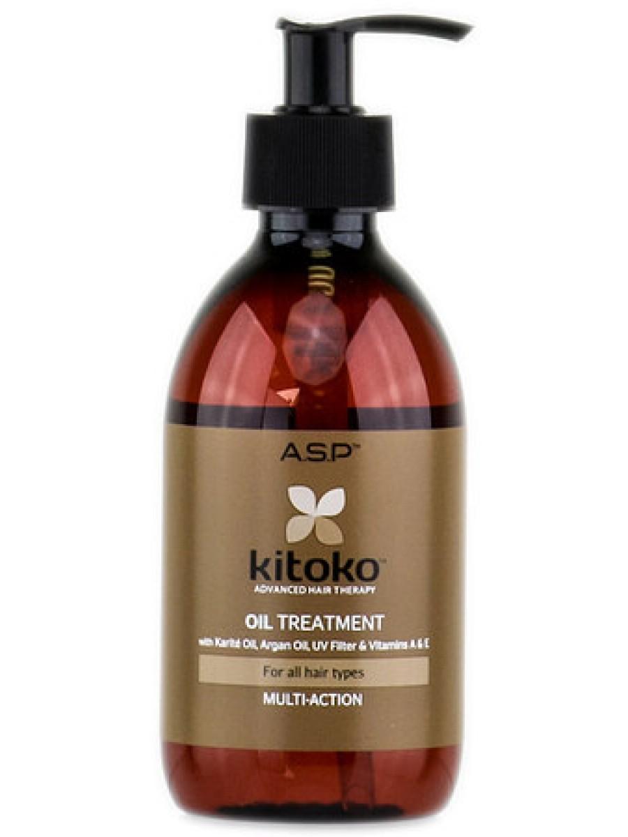 Kitoko Oil Treatment 290 ml 195162 INTENSIVE CARE