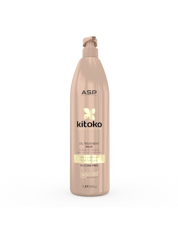 Kitoko Oil Treatment Hydrating & Regenerating Balm 1000 ml