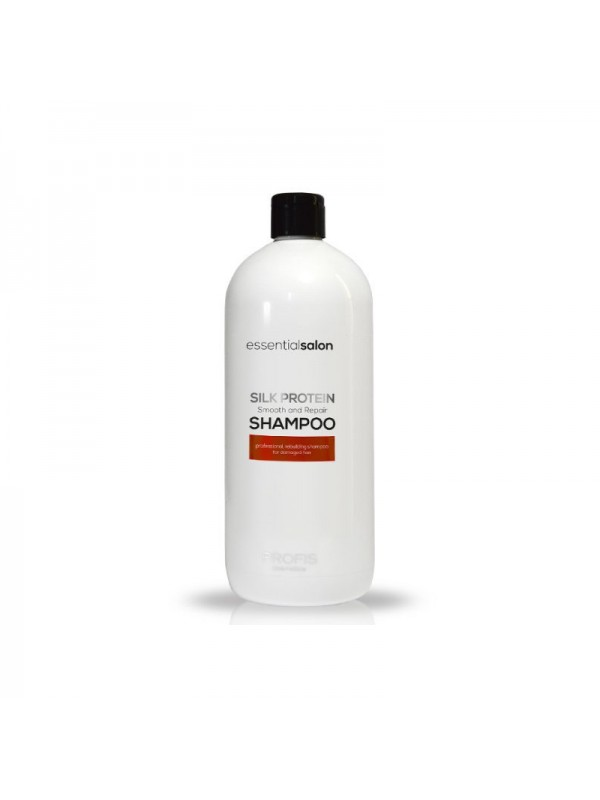 PROFIS ESSENTIAL SALON Silk Protein shampoo, 1000 ml