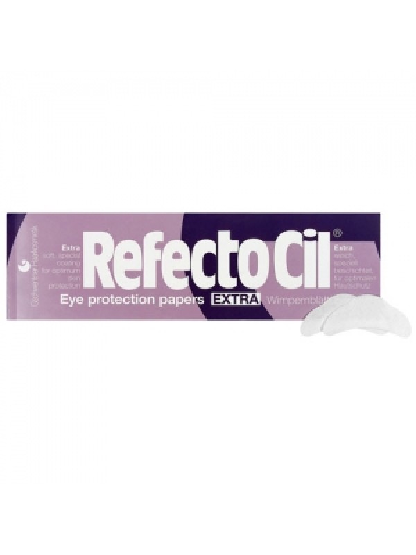 RefectoCil Extra Eye Protection Papers 80pcs