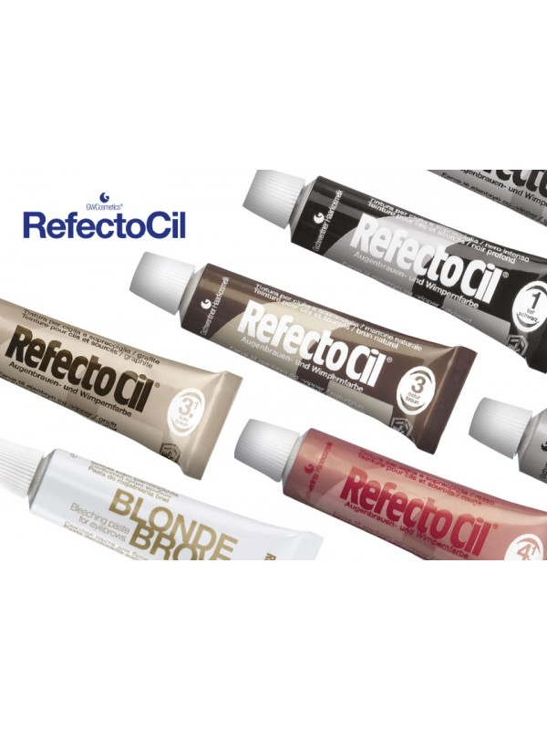 RefectoCil Eyebrow and eyelash tint 15ml