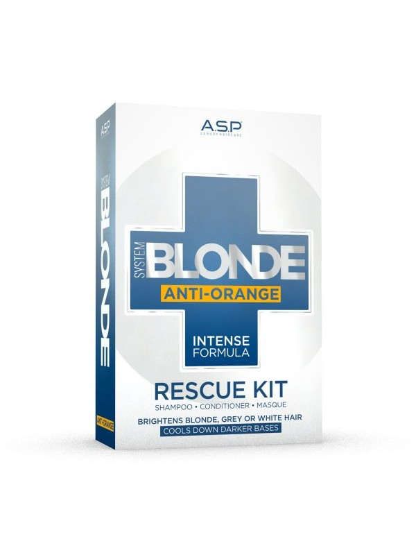 SYSTEM BLONDE Anti-orange rescue kit