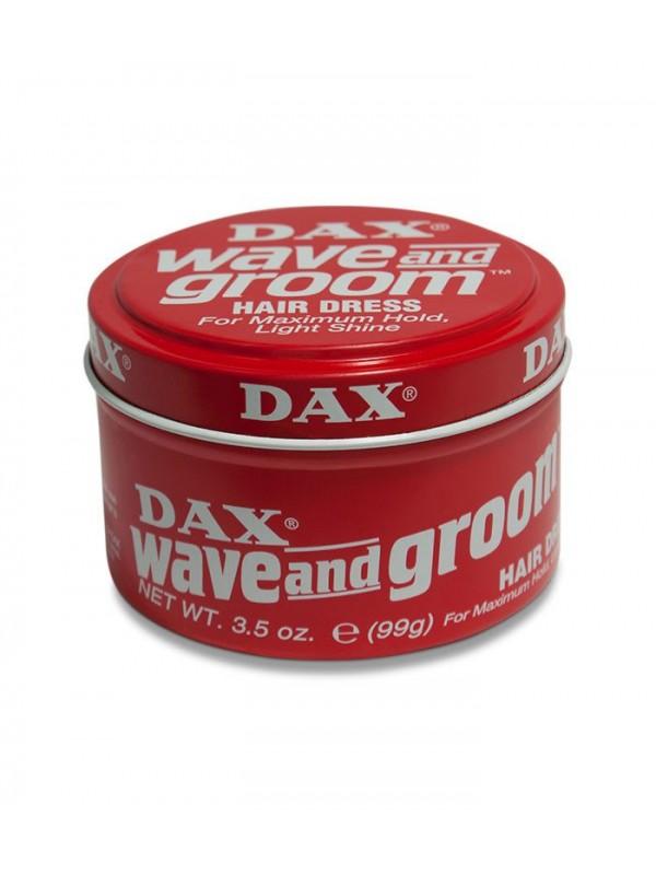 DAX Wave and groom wax