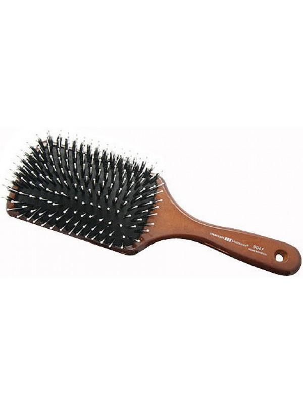 HERCULES SÄGEMANN wooden paddle brush