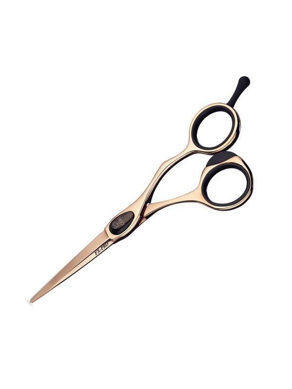 Joewell FX Pro Pink Gold scissors