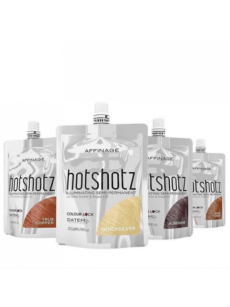 HotShotz Conditioning treatment for colour treated and natural  hair 200 ml 5 INTENSIVE CARE